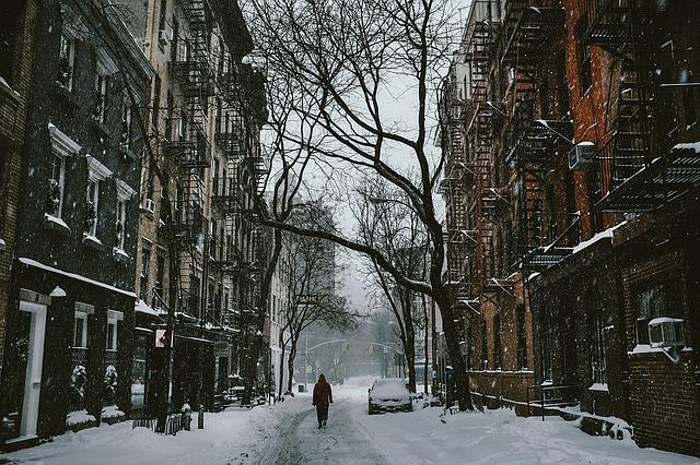 Hold dig varm i vinteren